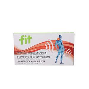 FIT Plaster (øvre ryg og nakke) (8 stk)