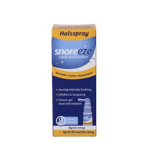 Snoreeze Halsspray