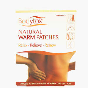 Body Tox Warm Patches