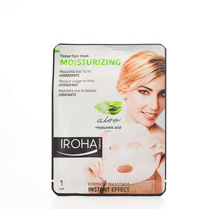IROHA Moisturizing Tissue Mask