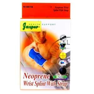 Jasper Neopren Håndledsbandage (Sort L-XL)