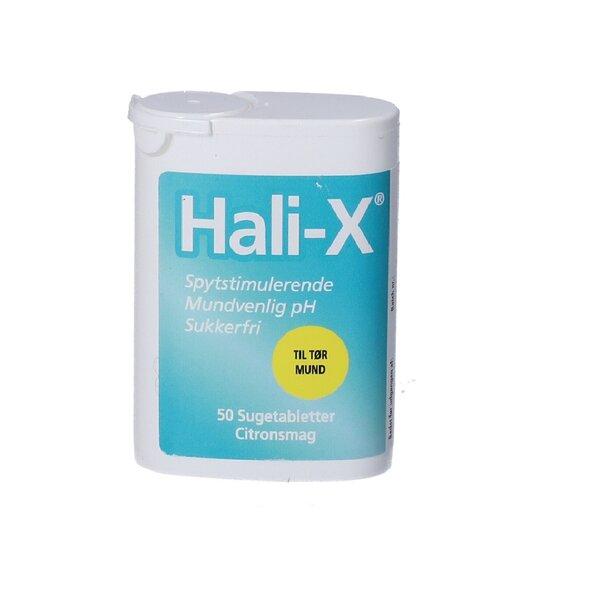 Hali-X Sugetabletter