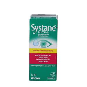 Systane ULTRAKomfort øjendråber (u.konservering)