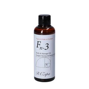 RAZspa Fn+3 Body & Massage Oil