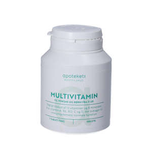 Apotekets Multivitamin