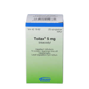 Toilax 25 stk