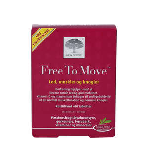 Free To Move Tabletter