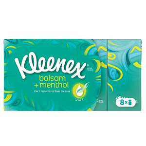 Kleenex Balsam + Menthol