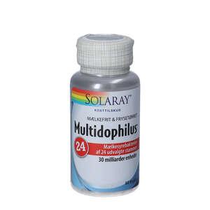 Solaray Multidophilus24 kapsler